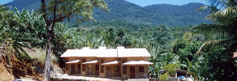 Pousada Mareilha - chalés em 2004